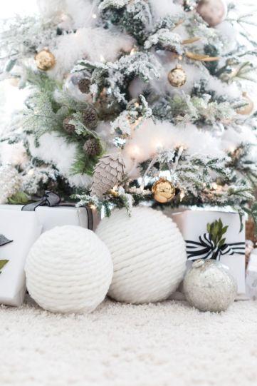 Inspiring indoor rustic christmas décoration ideas 31 31