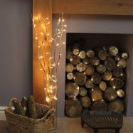 Inspiring indoor rustic christmas décoration ideas 8 8