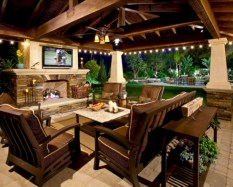 Lovely patio outdoor space ideas on a minimum budget (45)