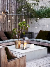Lovely patio outdoor space ideas on a minimum budget (46)