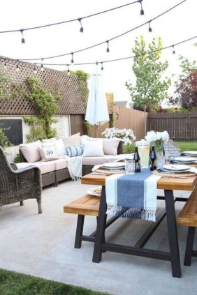 Lovely patio outdoor space ideas on a minimum budget (48)