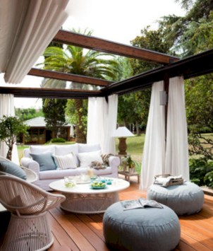 Lovely patio outdoor space ideas on a minimum budget (60)