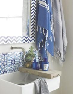 Mediterranean themed bathroom designs ideas 31