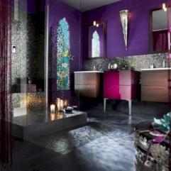 Mediterranean themed bathroom designs ideas 47