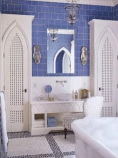 Mediterranean themed bathroom designs ideas 50