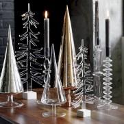 Minimalist and modern christmas tree décoration ideas 11