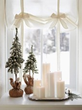 Minimalist and modern christmas tree décoration ideas 27