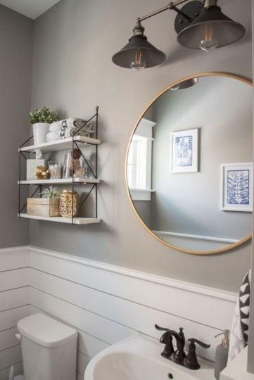 Modern bathroom remodel ideas you should try (25)