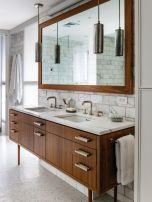 Modern bathroom remodel ideas you should try (42)