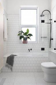 Modern bathroom remodel ideas you should try (44)