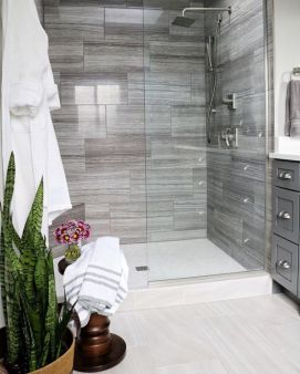Modern bathroom remodel ideas you should try (46)