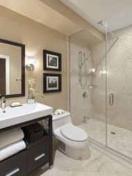 Modern bathroom remodel ideas you should try (49)