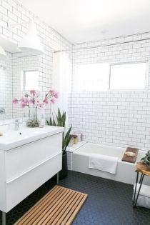 Modern bathroom remodel ideas you should try (6)