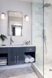 Modern bathroom with floating sink decor (15)
