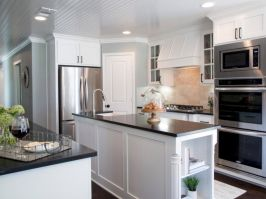 Modern condo kitchen designs ideas you will totally love 11
