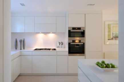 Modern condo kitchen designs ideas you will totally love 18