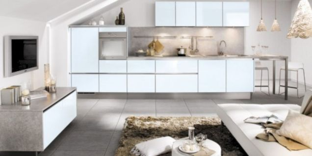 Modern condo kitchen designs ideas you will totally love 28