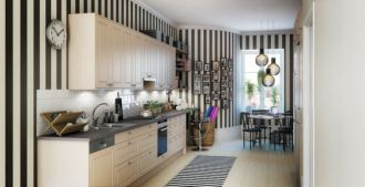 Modern condo kitchen designs ideas you will totally love 32