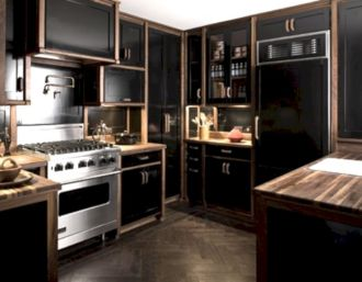 Modern condo kitchen designs ideas you will totally love 33