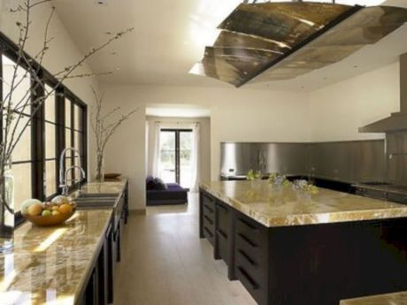 Modern condo kitchen designs ideas you will totally love 41