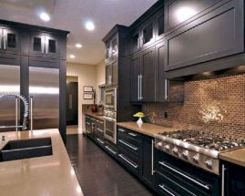 Modern condo kitchen designs ideas you will totally love 48