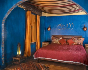 Moroccan themed bedroom design ideas 02