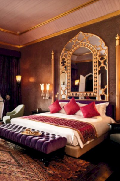 Moroccan themed bedroom design ideas 04