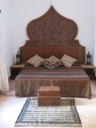 Moroccan themed bedroom design ideas 07