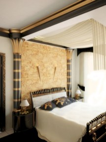 Moroccan themed bedroom design ideas 09