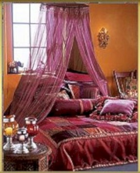 Moroccan themed bedroom design ideas 13