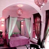 Moroccan themed bedroom design ideas 16