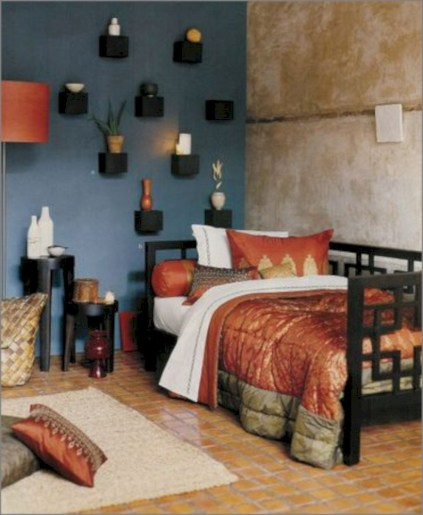 Moroccan themed bedroom design ideas 18