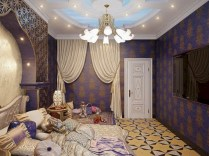 Moroccan themed bedroom design ideas 21