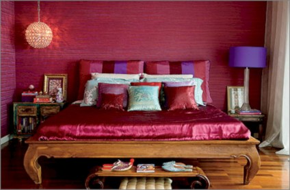 Moroccan themed bedroom design ideas 40