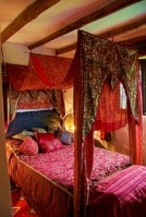 Moroccan themed bedroom design ideas 55
