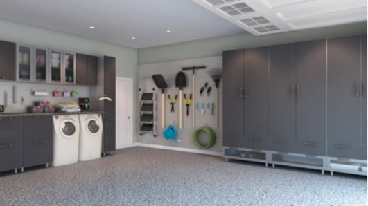 Neat and well-organized garage home decor ideas (28)