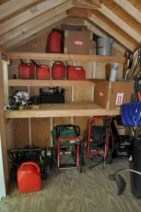 Neat and well-organized garage home decor ideas (35)