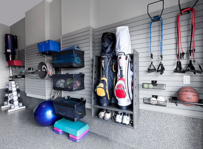 Neat and well-organized garage home decor ideas (43)