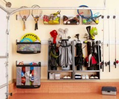 Neat and well-organized garage home decor ideas (49)