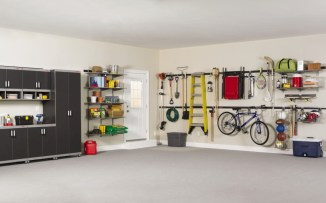 Neat and well-organized garage home decor ideas (55)