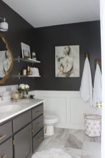 Paint color bathroom ideas for teens (32)