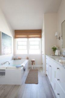 Paint colors farmhouse bathroom ideas (18)
