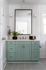 Paint colors farmhouse bathroom ideas (23)