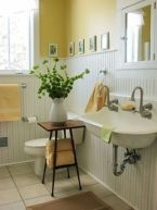 Paint colors farmhouse bathroom ideas (3)