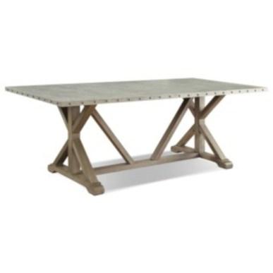 Rectangular folding outdoor dining tables design ideas 01