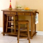 Rectangular folding outdoor dining tables design ideas 18