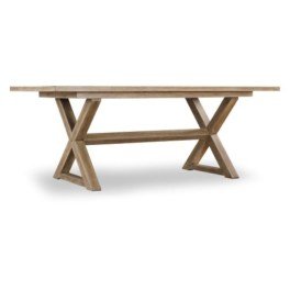 Rectangular folding outdoor dining tables design ideas 20