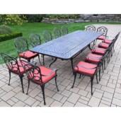 Rectangular folding outdoor dining tables design ideas 32
