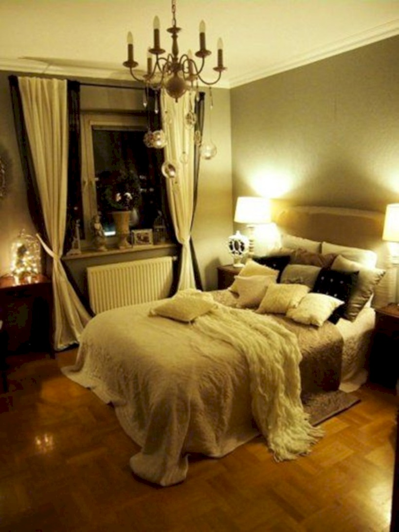Romantic bedroom ideas for couples 38
