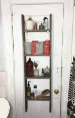 Rustic diy bathroom storage ideas (15)